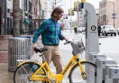 Joy Ride: Checking out the Indiana Pacers Bikeshare