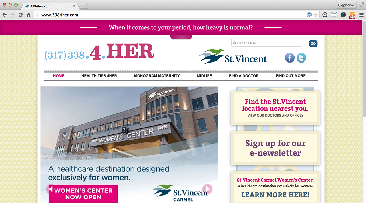 St.Vincent Health: 3384Her