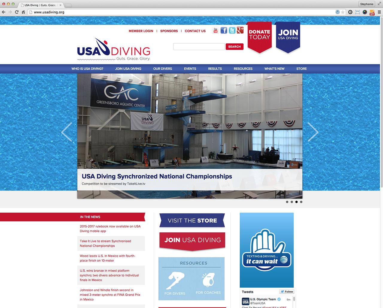 USAD Desktop Web