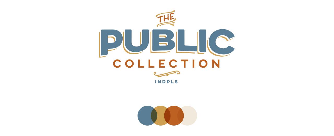 The Public Collection Logo