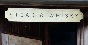 Steak & Whisky logo