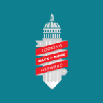 Looking Back to Look Forward logo