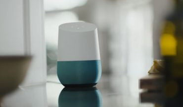 Google Home - voice command