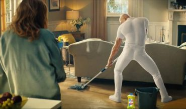 sexy Mr. Clean