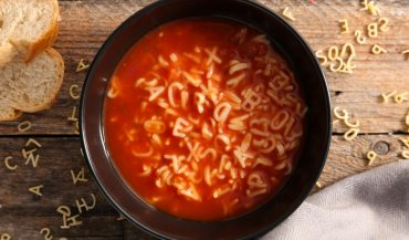 words in soup