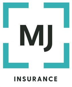 New MJ Insurance branding