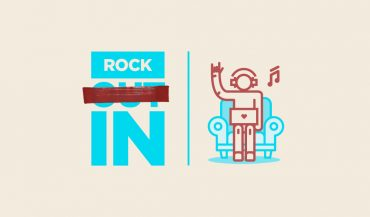 Rock IN illustration