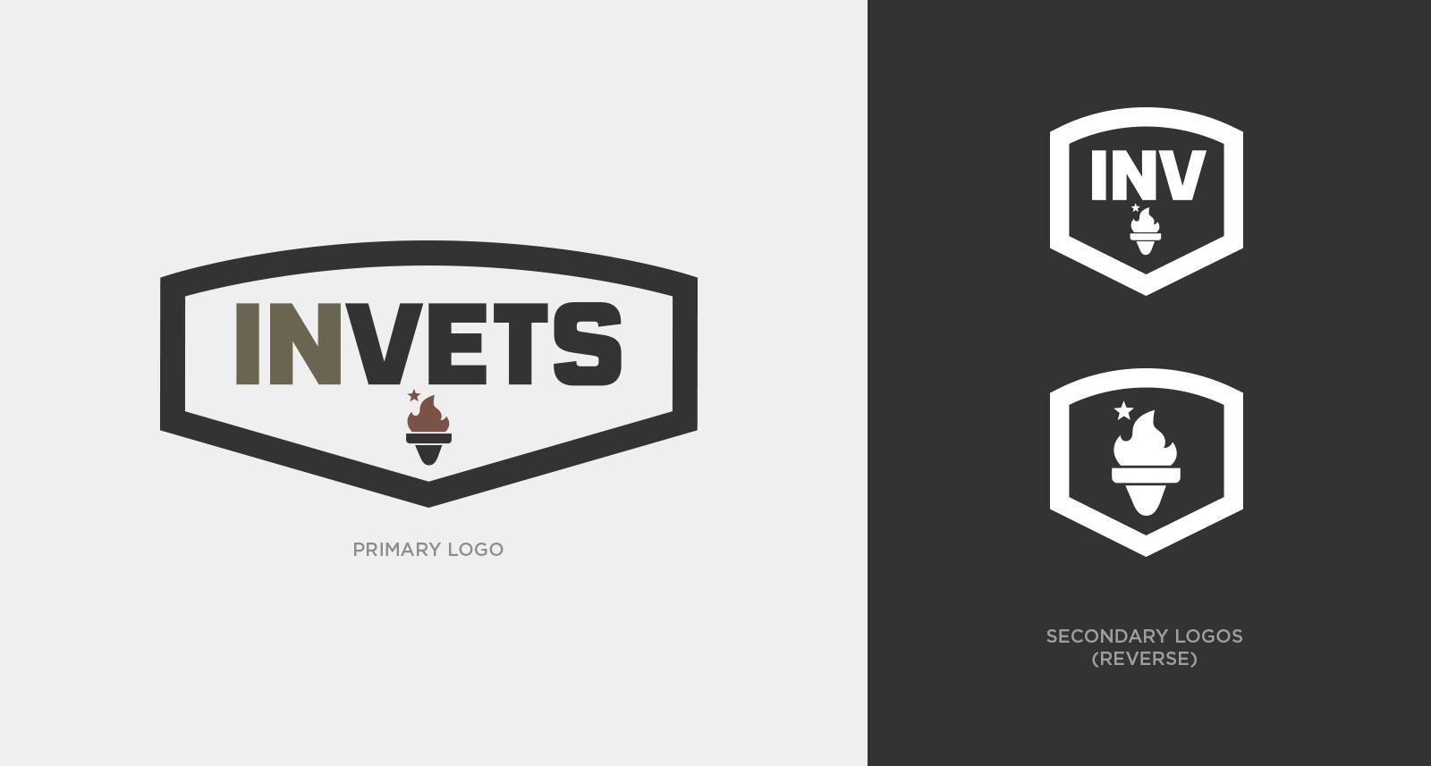 INvets logo redesign