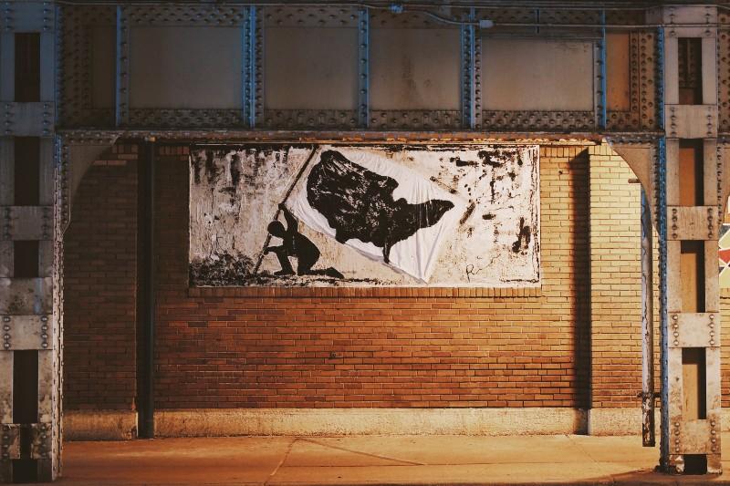 Rebecca Robinson mural