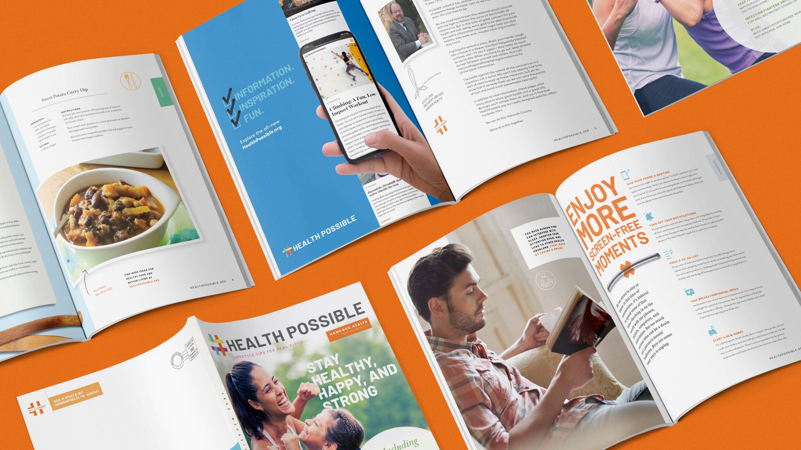 Health Possible Magazine