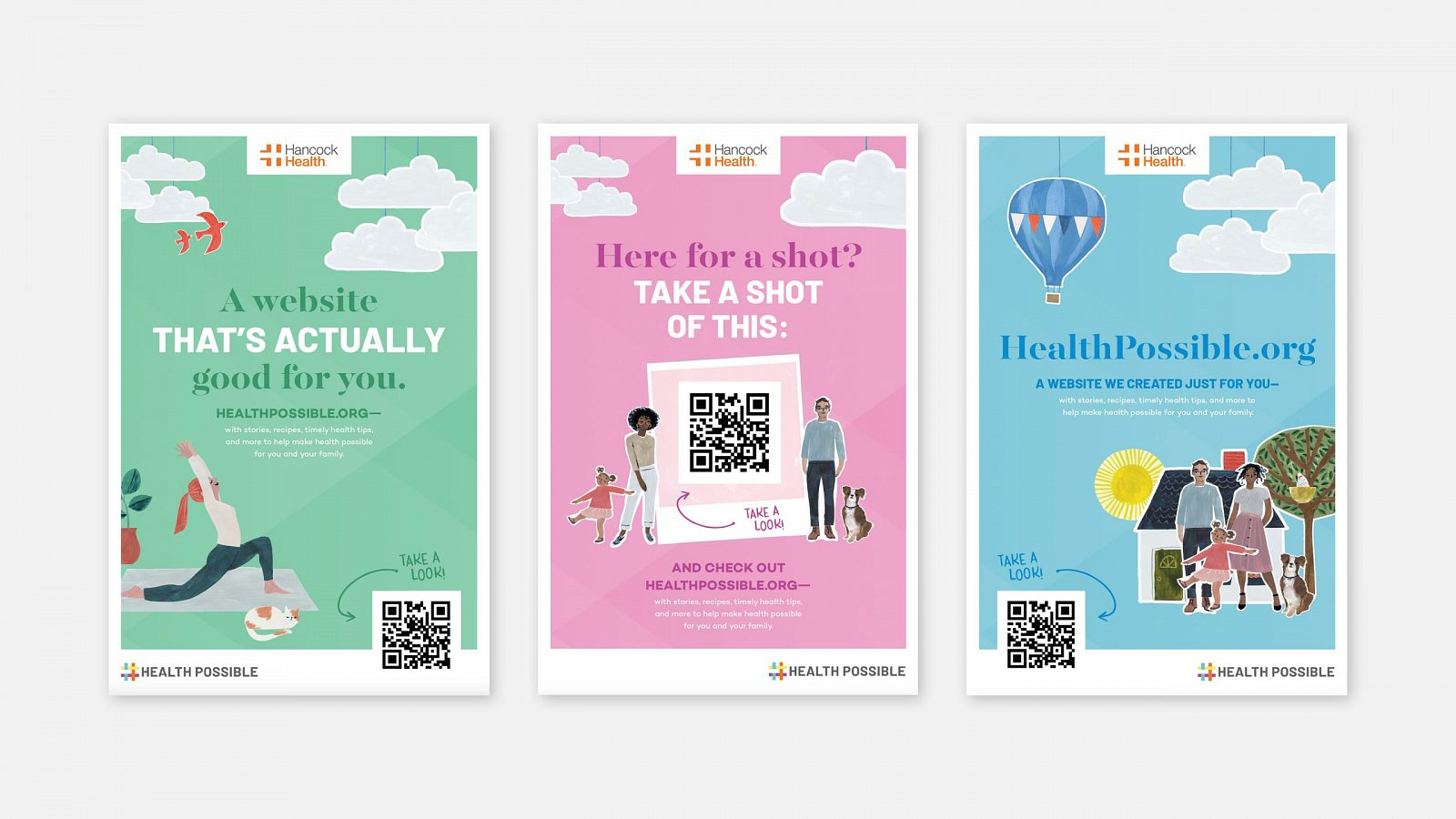 Health Possible Posters