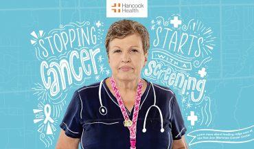 Hancock Health nurse