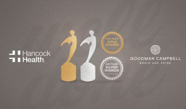 Telly Awards statuettes and Aster Award badges